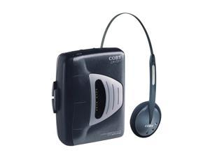 COBY Stereo Cassette Player CXC21