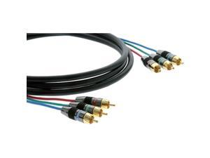 Kramer C-R3VM/R3VM-6 Component Video Cable