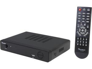 Mediasonic HomeWorX ATSC Digital Converter Box with TV Recording, Media Player, and TV Tuner Function (HW-150PVR)