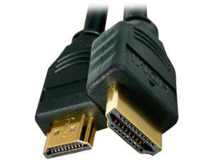 Nippon Labs HDMI-HR-6 6 ft. HDMI 2.0 Male to Male Ultra High Speed Cable with Ethernet Channel, Black