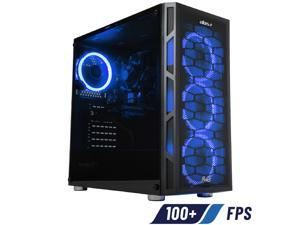 ABS Mage E - Intel Core i5-9400F - GeForce RTX 2060 - 16GB DDR4 - 512GB SSD - Gaming Desktop PC