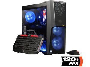 ABS TUF - Intel i7-8700 - GeForce GTX 1080 - 16GB DDR4 - 240GB SSD - 2TB HDD - Gaming Desktop PC