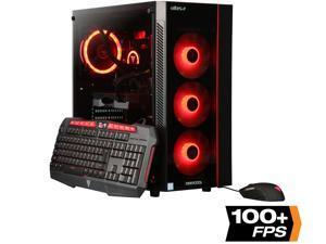 ABS Mage H - Intel i7-9700K - GeForce RTX 2060 - 16GB DDR4 - 240GB SSD - 1TB HDD - Liquid Cooling - Gaming Desktop PC