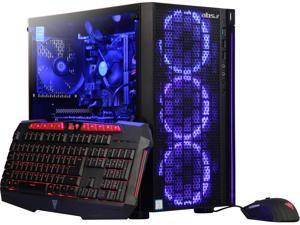 ABS Rogue - Intel i5-9400F - GeForce GTX 1060 - 8GB DDR4 - 120GB SSD - 1TB HDD - Gaming Desktop PC