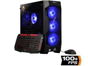 ABS Fleet - Intel i7-8700 - GeForce GTX 1660 Ti - 16GB DDR4 - 240GB SSD - 1TB HDD - Gaming Desktop PC