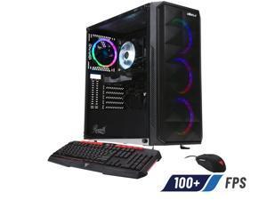 ABS Mage M - Intel i7-8700 - GeForce RTX 2060 - 32GB DDR4 - 512GB SSD - 1TB HDD - Gaming Desktop PC