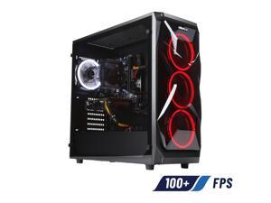 ABS Summoner - Ryzen 2700 - GeForce GTX 1660 Ti - 16GB DDR4 - 1TB SSD - Gaming Desktop PC