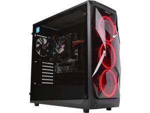 ABS Summoner - Ryzen 5 3400G - 8GB DDR4 3000MHz - 512GB SSD - Gaming Desktop PC