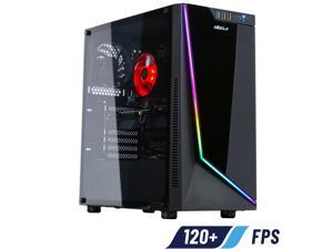 ABS Rogue H - Intel i5 9600K - GeForce RTX 2060 Super - 16GB DDR4 3000MHz - 512GB SSD - Gaming Desktop PC