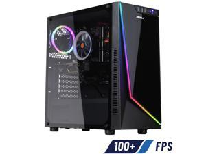 ABS Rogue H - Intel i5-9400F - GeForce RTX 2060 - 16GB DDR4 - 512GB SSD - Gaming Desktop PC