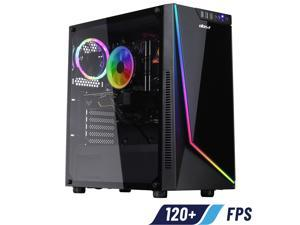 ABS Rogue H - Intel Core i7-9700F - GeForce RTX 2060 SUPER - 16GB DDR4 - 512GB SSD - Gaming Desktop PC