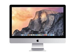 "Apple iMac MF885LL/A Intel Core i5-4590 X4 3.3GHz 8GB 1TB 27"",Silver(Refurbished)"