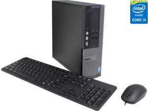 DELL Desktop PC OptiPlex 3020 (462-3544 ) Intel Core i3 4130 (3.40 GHz) 4 GB DDR3 500 GB HDD Intel HD Graphics 2500 Windows 7 Professional English/French 64-Bit