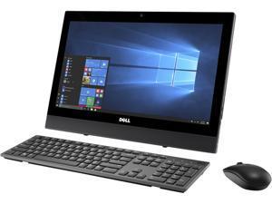 """DELL All-in-One Computer OptiPlex 3050 Intel Core i5 7th Gen 7500T (2.70 GHz) 4 GB DDR4 500 GB HDD 19.5"""" Windows 10 Pro 64-Bit"""