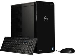 4cca86d8b2e3d DELL Desktop Computer XPS 8930 XPS8930-7194BLK Intel Core i7 8th Gen 8700  (3.20