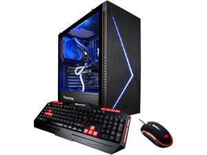 iBUYPOWER Gaming Desktop Slate2 068i Intel Core i7 9th Gen 9700K (3.60 GHz) 16 GB DDR4 1 TB SSD NVIDIA GeForce RTX 2060 Windows 10 Home 64-bit