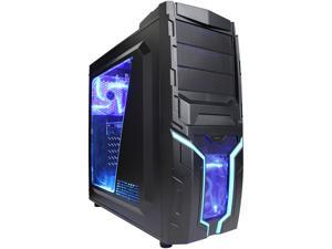 CyberpowerPC Gaming Desktop Gamer Master 2065 Ryzen 5 2nd Gen 2600 (3.40 GHz) 8 GB DDR4 1 TB HDD 120 GB SSD NVIDIA GeForce GTX 1050 Ti Windows 10 Home 64-Bit