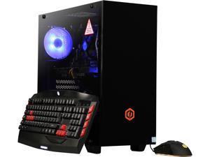 CyberpowerPC Gaming Desktop Gamer Xtreme C780D Intel Core i7 8th Gen 8700 (3.20 GHz) 16 GB DDR4 2 TB HDD 240 GB SSD NVIDIA GeForce RTX 2070 Windows 10 Home 64-bit