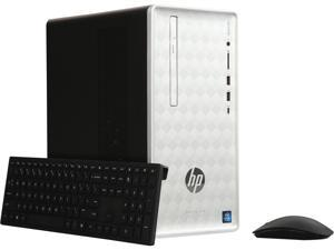 b871a5873f6 HP Desktop Computer Pavilion 590-p0050 Intel Core i5 8th Gen 8400 (2.80 GHz
