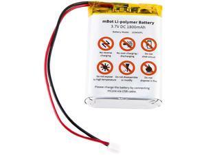 Makeblock P3090003 Lithium Battery for mBot 3.7V 1800mAh
