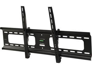 "Rosewill RHTB-17005 37"" to 70"" Slim Heavy-duty Tilting Curved & Flat Panel LCD LED TV Wall Mount  - Max. Load 165 lbs., VESA Max 800x400mm, Black, Compatible with Samsung, Vizio, Sony, Panasonic, LG"