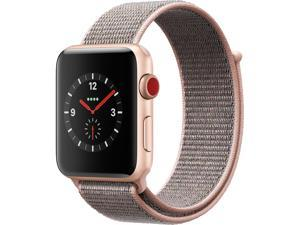 Mgear ANAW1-004-42MM-GLD Stainless Steel Band for Apple Watch 42MM Gold