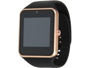 Krazilla Bluetooth Smart Watch for Android Phones - KZW08 Gold