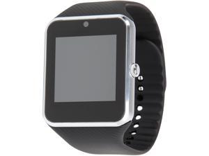 Krazilla Bluetooth Smart Watch for Android Phones - Silver