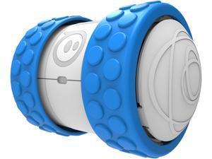 Sphero 1B01RW1 White & Blue Ollie App-Controlled Robot