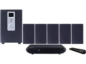 Craig Electronics CHT755 5.1 Home Theater System with DVD Player