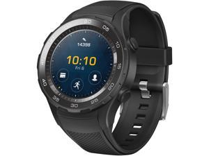 Huawei Smart Watch 2 Carbon Black - Compatible with Android and iOS