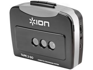 ION Tape To Go Digital Conversion Cassette Player USB ITR17