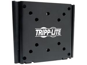 """TRIPP LITE DWF1327M Black 13"""" - 27"""" Fixed Wall Mount for Flat-Screen Displays"""