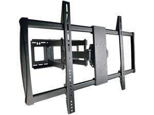 """TRIPP LITE DWM60100XX Black 60"""" - 100"""" Full-Motion Wall-Mount for Flat-Screen Displays"""