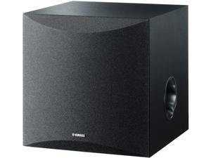 "Yamaha NS-SW050BL 8"" 100W Powered Subwoofer"