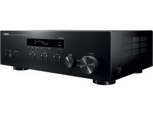 Yamaha R-N303BL Stereo Receiver with Wi-Fi Bluetooth & Phono, Works with Alexa