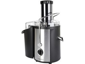 Tayama TJ-8K129 Black Juicer Stainless Steel, Powerful 700 Watts, Large, Black