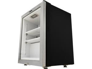 CDF-177SB Whynter Energy Star Countertop Reach-In 1.8 cu. ft. Display Glass Door Freezer