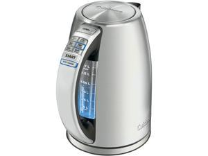 Cuisinart CPK-17C Silver PerfecTemp Cordless Electric Programmable Kettle