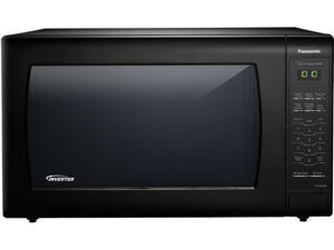 Panasonic 2.2 Cu. Ft. Countertop Microwave Oven with Inverter Technology, Black NN-SN936B