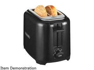 Proctor Silex 22215 2-Slice Cool Touch Toaster, Black