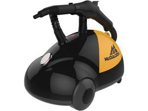 McCulloch MC1275 Heavy-Duty Steam Cleaner Yellow