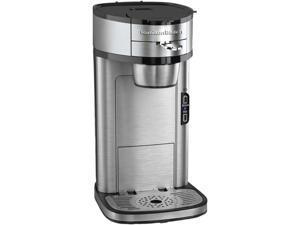 Hamilton Beach 49981A Stainless steel Scoop Single Serve Coffeemaker