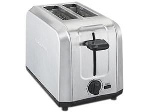 Hamilton Beach 22910 Brushed Stainless Steel 2-Slice Toaster