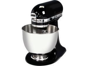 KitchenAid KSM85PBOB 4.5-Quart Tilt-Head Stand Mixer Onyx Black
