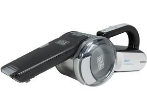 Black & Decker BDH2000PL 20V MAX* Cordless Lithium Pivot Hand Held Vacuum, Black