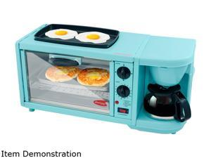 Maxi-Matic EBK-300BL Tiffany Blue Multifunction Breakfast Center