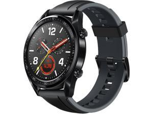 "Huawei Watch GT Sports - GPS Smartwatch with 1.39"" AMOLED Touchscreen, 2-Week Battery Life, 24/7 Continuous Heart Rate Monitor, Outdoor and Indoor Sports, 5ATM Waterproof (55023261)"