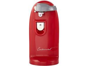 Continental Electric Tall Can Opener, Red CP42265
