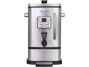 Continental Electric 50-Cup Digital Coffee Urn, Stainless Steel PS-SQ018